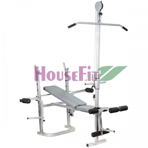 Скамья со стойками и блоком HouseFit, код: WB09239