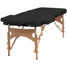 Массажный стол складной HouseFit (черный), код: HY30110BB