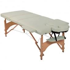Массажный стол складной HouseFit (бежевый), код: HY30110Y