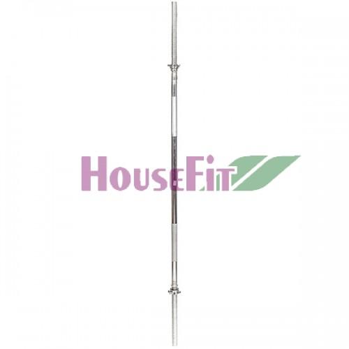 Гриф - HouseFit тренировочный 1800 мм., D=30мм., код: BR180S