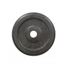Диск обрезиненный HouseFit R-2.5 2,5 кг, код: K00000023037