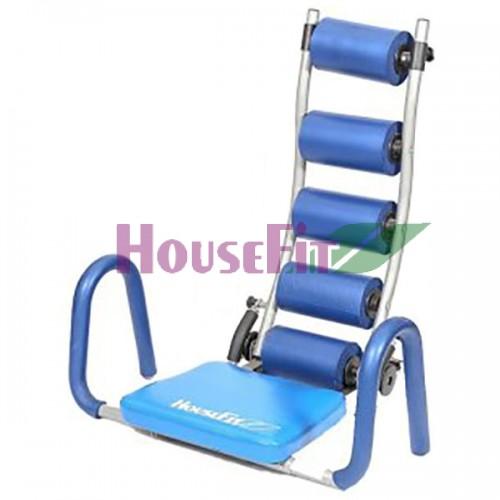 Тренажер для пресса и спины HouseFit AB Rocket (АБ Рокет), код: HO1008