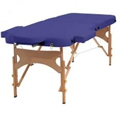 Массажный стол складной HouseFit (синий), код: HY30110BDB
