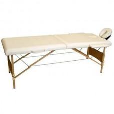 Массажный стол складной HouseFit (бежевый), код: HY20110Y